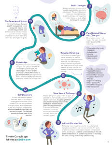 Infographic: Chronic Pain by Curable